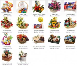 Buy Gift Baskets Online